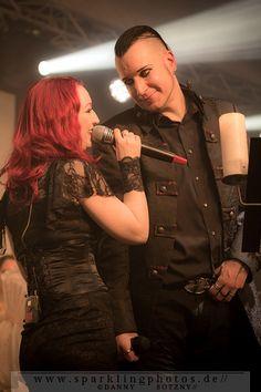 Es ist wieder so weit: Der charismatische Frontmann Chris Pohl, die engelsgleiche Sängerin Ulrike Goldmann und ihre Band Blutengel bringen am 13.02.2015 ei