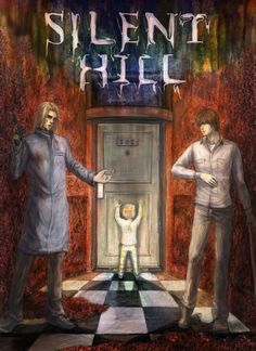 Walter and Henry (Silent Hill 4)