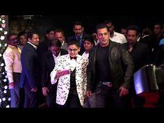 Salman Khan at Raj Thackeray's Son Amit Thackeray's Wedding Reception. Salman Khan, Gossip, Wedding Reception, Interview, Youtube, Pictures, Fictional Characters, Marriage Reception, Photos