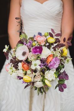 dogwood bouquet | Heirloom Collective