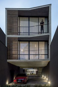 Adding A Sharp Angle With A Lengthened Side Could Deal With Overlooking  Issues On The Potential Balcony EDIFÍCIO 1232   Arquea Arquitetos .