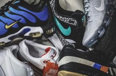 Get A Look Inside The Nike Air Lab In London