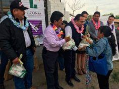 INAUGURA LICONSA LA LECHERÍA NÚMERO 390 EN MICHOACÁN, EN EL MUNICIPIO DE MARAVATÍO
