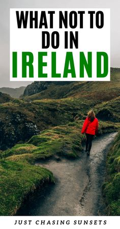 There are plenty of fun things to do in Ireland, but to make sure you have a memorable trip to Ireland make sure you learn what not to do in Ireland too! This unique take on an Ireland travel guide will help you avoid the top tourists mistakes in Ireland! Fun Facts About Ireland, Ireland Facts, Best Places To Travel, Cool Places To Visit, Places To Go, Ireland Travel Guide, Europe Travel Tips, Travel Packing, Travel Diys