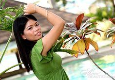 apenas lindas mulheres: Allyn Baring de Tacloban, mulher, encontros mulher mulher estrangeira