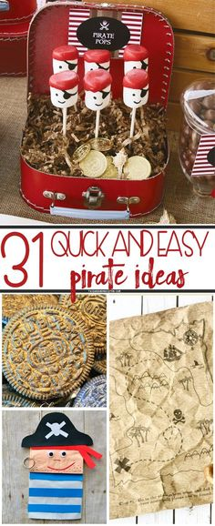 Ahoy mates here is a fun roundup all about pirates! Such a fun addition to any unit when teaching about ships!