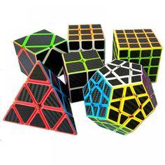 Fidget Cube, Fidget Toys, Cubes, Stress Cube, Timer Clock, Cube Puzzle, Developmental Toys, Puzzle Toys, Puzzles For Kids