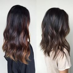 Before & After || Cut & Color