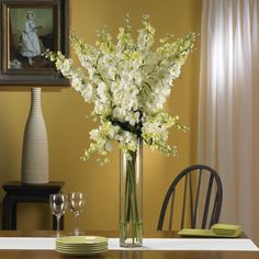 Easy Tall Floral Arrangement   roll over product image to zoom in