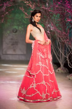 Jyotsna Tiwari bridal collection 2014