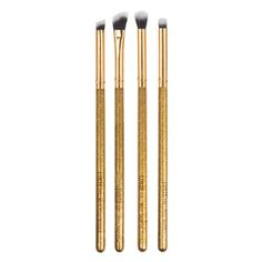 Love these brushes and use them all the time! LUXIE Luminous Eye Set (featured in November boxycharm Beauty Brushes, Eye Brushes, Eyeshadow Brushes, Makeup Brushes, Can Makeup, Makeup Blog, Makeup Ideas, Makeup Guide, Makeup Kit