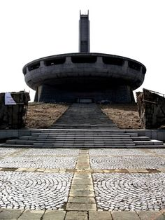 Urban Exploration | Communist Party Headquarters, Buzludzha, Bulgaria - The Bohemian Blog