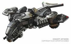 Drone Aircraft – An Innovation Tool for Humanity Space Ship Concept Art, Concept Ships, Armor Concept, Concept Cars, Spaceship Art, Spaceship Design, Killzone Shadow Fall, Flying Vehicles, Starship Concept