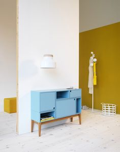 Citti, a flexible and modular system that offers their clients a storage unit tailored to their requirements - by Håkan Johansson ( for the Swedish company Zweed)