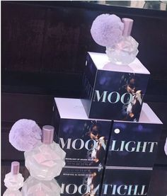 Moonlight perfume by Ariana Grande posted by pastelprincess