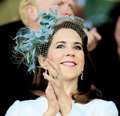Crown Princess Mary at the Opening Ceremony of the 2013 CHIO Aachen tournament. || June 25th, 2013
