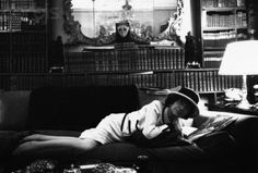 Douglas Kirkland, Coco Chanel, Paris, 1962 by  © Douglas Kirkland/Sygma/Corbis