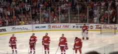 Red Wings fine teaches a lesson in social media