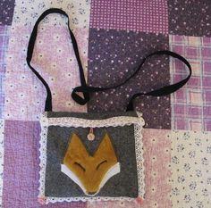 Handtasche Fuchs