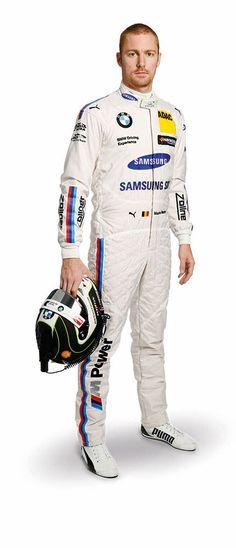 Maxime Martin fährt 2016 für das BMW Team RBM in der DTM