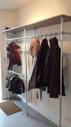 Afbeeldingsresultaat voor kee klamp garderobe