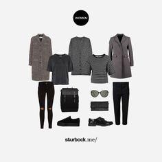 Herbstlich braun und T-Shirt im Sweater-Stil. Hier entdecken und shoppen: http://sturbock.me/E4u