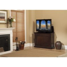 touchstone elevate endofbed tv lift cabinet cabinet that hides tv for the home pinterest tvs end of and products