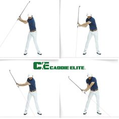 Caddie Elite Plane Sight Laser Golf Training Aids