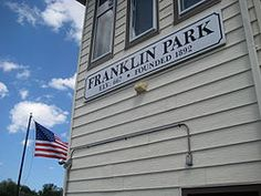 The Franklin Park,IL B-12 Tower