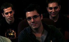 Three of my favorite gamers; Jovenshire, Sohinki, and Lazercorn :3