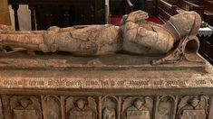 Tomb of John Cressy, St. Mary's Church, Dodford,  Northamptonshire, 1445    http://professor-moriarty.com/info/section/church-monument-art/15th-century-church-monuments-tomb-john-cressy-dodford-northamptonshire