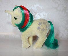 Gusty. So Soft pony. Year 4. 1985-86.