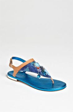 A great blue from Miss Trish for summer travels-- nordstrom.com
