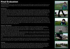 Digital Film, One Minute Short Film, Film Evaluation