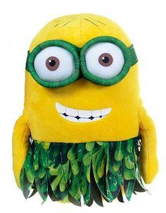Minions Knuffel Bob Au-Natural (54cm)  #minion #minions #kevin #bob #stuart #pluche #speelgoed #knuffel #minionsartikelen
