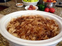 Easy Slow Cooker Pork and Sauerkraut | Tasty Kitchen: A Happy Recipe Community!