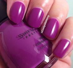 Sinful Colors | Hazed- 2 coats