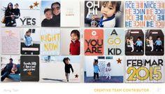 Studio Calico Project Life kits