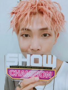 Rap Monster Show Champion 17.09.27 ♡