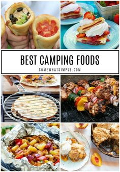 Camping Food Ideas Take your camping game to the next level with our EASY camping food ideas! Your next camp out is going to AMAZING!Take your camping game to the next level with our EASY camping food ideas! Your next camp out is going to AMAZING! Camping Diy, Best Camping Meals, Camping Games, Camping Gear, Camping Snacks, Camping Cooking, Camping Checklist, Backpacking Meals, Camping Style