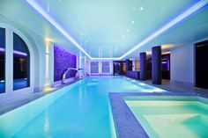 indoor pools residential | Residential Enclosed/Indoor Pools ...