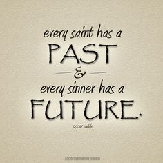 Past & Future | Creative LDS Quotes