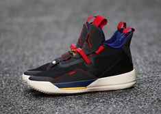 1f814c6897058d Air Jordan 33 Tech Pack BV5072-001 Release Date - Sneaker Bar Detroit  Astronaut Suit