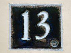 Sorte ou azar? O que o número 13 representa https://donaelegancia.wordpress.com/2016/11/13/sorte-ou-azar-o-que-o-numero-13-representa/