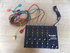MATRIXSYNTH: Drumfire DF-500 Analog Drum Synthesizer Synth w/Tr...