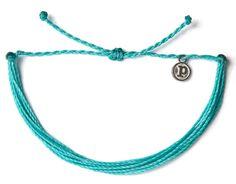 Solid Pacific Blue | Pura Vida Bracelets