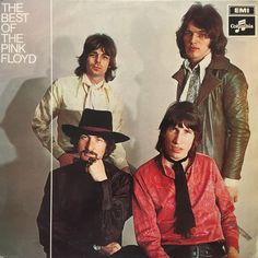 The Pink Floyd* - The Best Of The Pink Floyd at Discogs