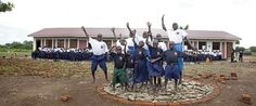 A class of our own  - The School that War Child built in Uganda