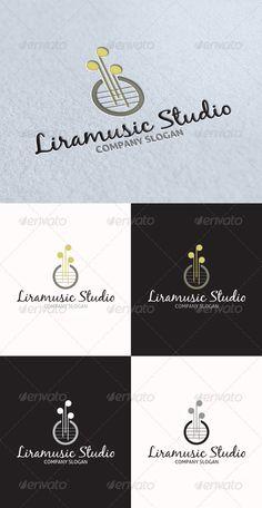 Lira Music Studio Logo