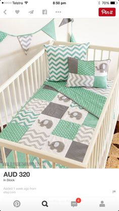 Baby Blanket- Make one in a circle for crib.